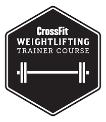 CF weightlifting